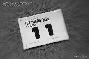 Fotomarathon Karlsruhe 2017: Startnummer 11